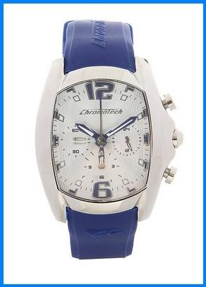 Orologio blu uomo chronotech