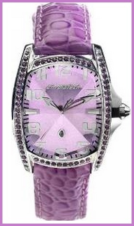 Orologio rosa chronotech da donna