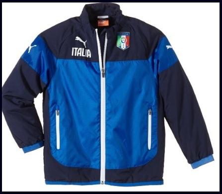 Felpa Di Calcio Figc Italia Ufficiale