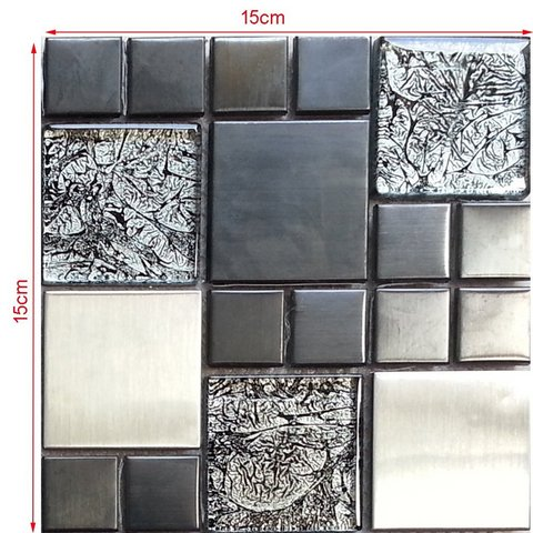 Marmi per mosaico vari esempi