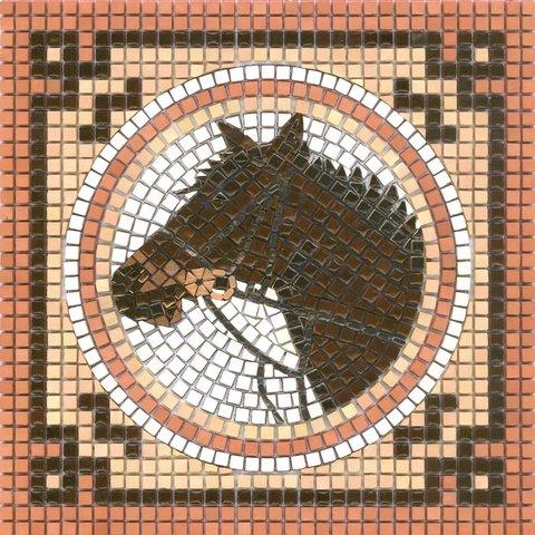 Marmi per mosaici per pavimenti decorati