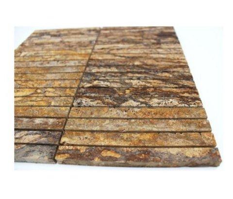 Pavimenti in graniglia con decorazioni