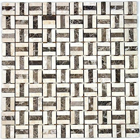 Pavimenti in marmo decorati con mosaici