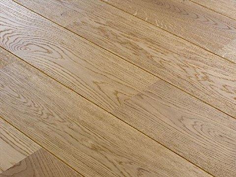 Parquet a listoni in legno di recupero