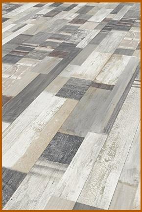 Pavimento laminato, sistema a incastro decorativo