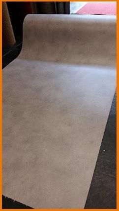 Pavimentazione pvc linoleum facile da applicare