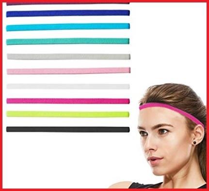 Elastici capelli fitness colorati