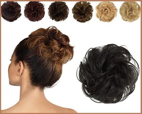 Elastici capelli ricci