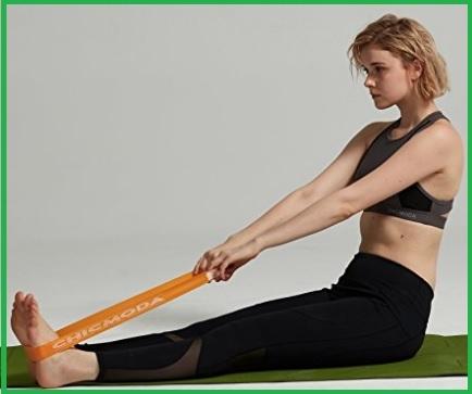 Elastici esercizi fisioterapia