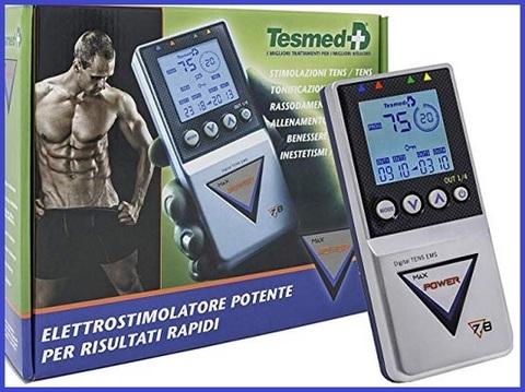 Elettrostimolatore massaggio muscolare