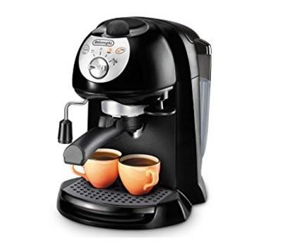Macchina per il caffè e cappuccino de longhi