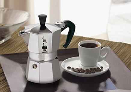 Moka per il caffè in alluminio bialetti