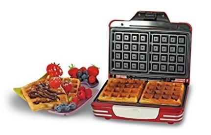 Macchina per waffle ariete antiaderente