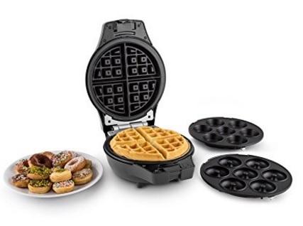 Macchina per fare i waffle e cupcake