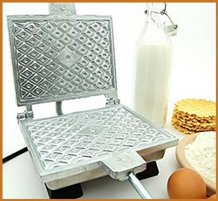 Macchine per ferratelle, waffle classici