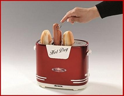 Macchine per hot dog, veloce da usare