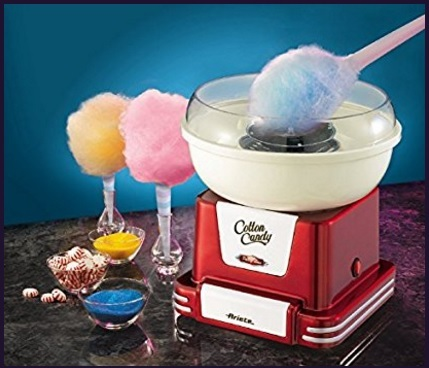 Macchine Per Zucchero Filato, Ariete Cotton Candy