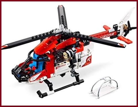 Elicottero lego technic
