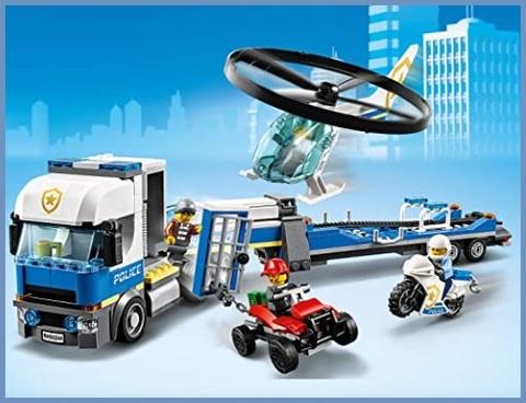 Elicottero bambini lego city