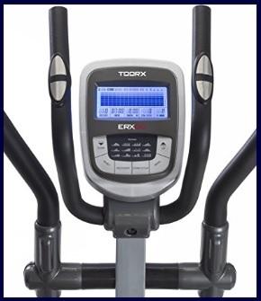 Ellittica toorx, bici con rilevazione cardio