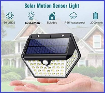 Energia solare giardino