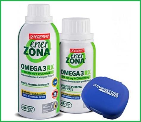 Enerzona omega 3 liquido