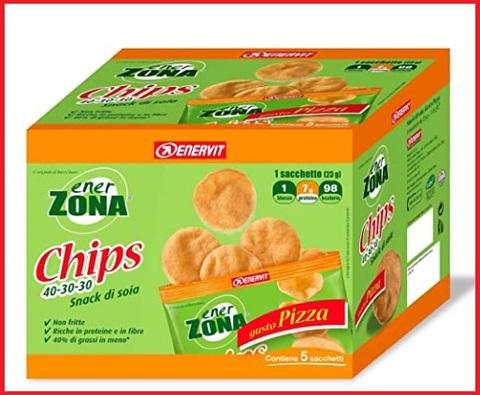 Enerzona chips 14 confezioni
