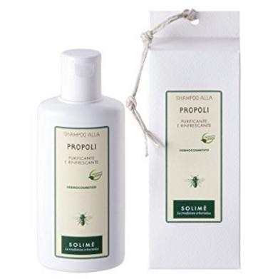 Shampoo erboristico alla propoli made in italy