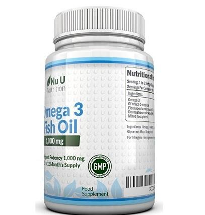 Omega 3 in capsule integratore alimentare nutrition