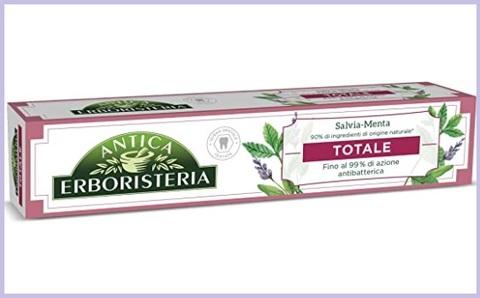 Erboristeria dentifricio naturale