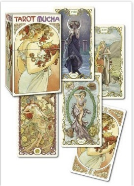 Carte per poter praticare i tarocchi