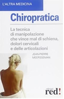 Libro sulla chiropratica con cd in omaggio