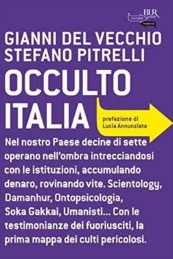 Occulto libro sulle sette in italia