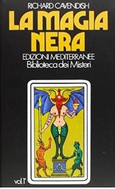 Libro sulla magia e arti nere