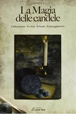Magia delle candele fabbricazione colore e rituale