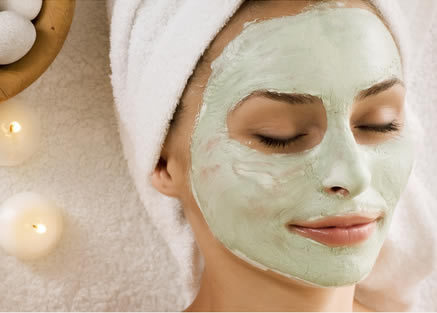 Peeling esfoliante viso con green peel
