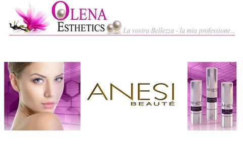 Cosmetica anesi anti invecchiamento