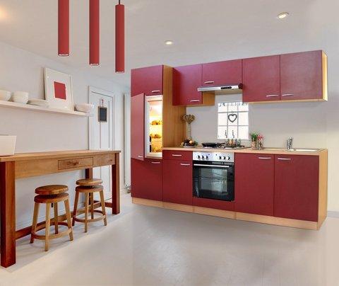 Cucina Componibile Lineare Cm. 270 Personalizzabile