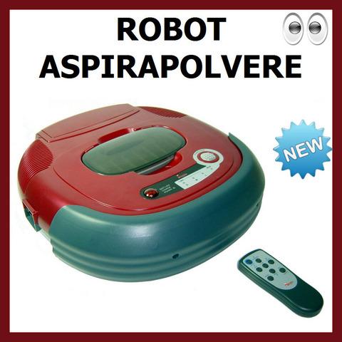 Robot aspirapolvere automatico telecomando grandi sconti - Robot aspirapolvere folletto prezzi ...