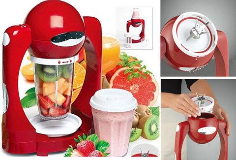 Frulla frutti frullatore per bevande gelati e frapp - Frullatore piccolo ...