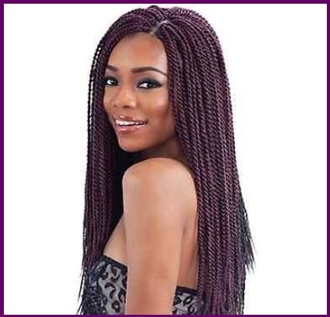 Extension capelli africane