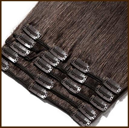 Extension capelli umani lisci