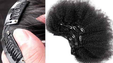 Extension africane clip