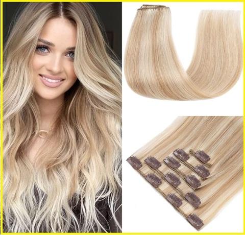 Extension capelli clip