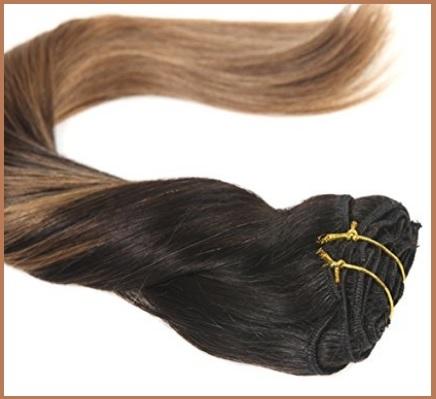 Extension mosse capelli veri