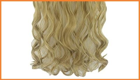 Extension filo invisibile capelli veri
