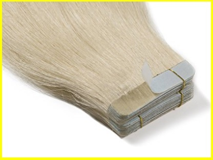 Extension adesive platino