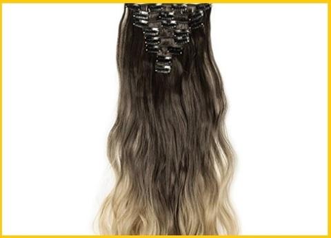 Extension capelli biondo scuro