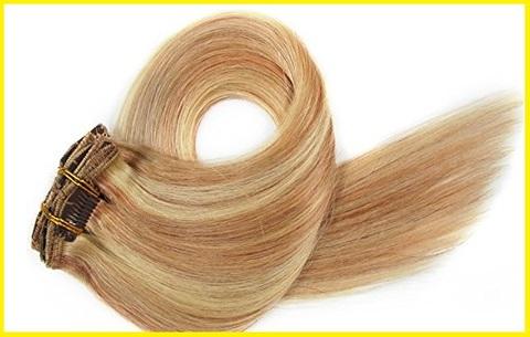 Extension capelli biondo miele
