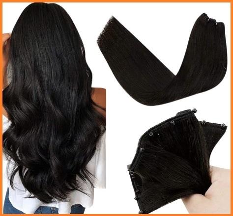 Extension capelli veri microring